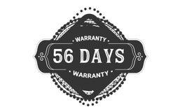 εκλεκτής ποιότητας, καλύτερη συλλογή γραμματοσήμων σχεδίου εξουσιοδότησης 56 ημερών διανυσματική απεικόνιση