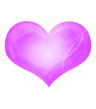 Εκλεκτής ποιότητας καρδιά. Στοκ Εικόνες
