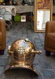 Εκλεκτής ποιότητας κράνος κατάδυσης παζαριών στο Παρίσι Στοκ Εικόνα