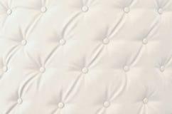 εκλεκτής ποιότητας λευκό σύστασης καναπέδων στοκ φωτογραφία