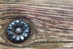 Εκλεκτής ποιότητας λουλούδι κουμπιών Στοκ φωτογραφίες με δικαίωμα ελεύθερης χρήσης