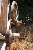 Εκλεκτής ποιότητας μεταφορά κάρρων αλόγων Στοκ Φωτογραφία