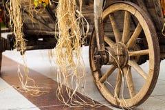 Εκλεκτής ποιότητας μεταφορά κάρρων αλόγων Στοκ φωτογραφίες με δικαίωμα ελεύθερης χρήσης
