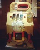 Εκλεκτής ποιότητας μηχάνημα τυχερών παιχνιδιών με κέρματα Στοκ φωτογραφία με δικαίωμα ελεύθερης χρήσης