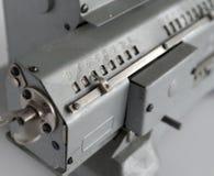 Εκλεκτής ποιότητας μηχανικό arithmometer Στοκ εικόνα με δικαίωμα ελεύθερης χρήσης
