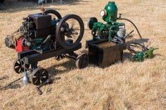 Εκλεκτής ποιότητας μικρή μηχανή ατμού Στοκ Εικόνα