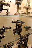 Εκλεκτής ποιότητας μικροσκόπιο Στοκ φωτογραφίες με δικαίωμα ελεύθερης χρήσης