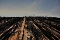 Εκλεκτής ποιότητας ξύλινο υπόβαθρο  στοκ φωτογραφίες με δικαίωμα ελεύθερης χρήσης