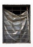 Εκλεκτής ποιότητας παράθυρο με Στοκ Φωτογραφία