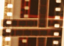Εκλεκτής ποιότητας πλαίσιο ταινιών Grunge στοκ εικόνες με δικαίωμα ελεύθερης χρήσης