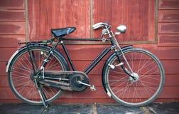 Εκλεκτής ποιότητας ποδήλατο Στοκ εικόνες με δικαίωμα ελεύθερης χρήσης