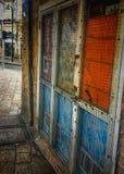 Εκλεκτής ποιότητας πόρτα στο Ισραήλ Στοκ Εικόνα