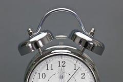 Εκλεκτής ποιότητας ρολόι συναγερμών Στοκ Εικόνες