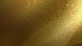 Εκλεκτής ποιότητας σκοτεινή χρυσή κομψότητα ασφαλίστρου υποβάθρου απόθεμα βίντεο