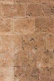 Εκλεκτής ποιότητας συγκεκριμένη ανασκόπηση σύστασης τοίχων πετρών Στοκ Φωτογραφία