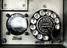 Εκλεκτής ποιότητας συσκευή επικοινωνίας Στοκ φωτογραφία με δικαίωμα ελεύθερης χρήσης