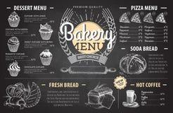 Εκλεκτής ποιότητας σχέδιο επιλογών αρτοποιείων σχεδίων κιμωλίας καπνισμένος γάμος ντοματώ&nu Στοκ Φωτογραφίες