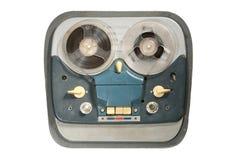 Εκλεκτής ποιότητας ταινία-recoder-δέστε με ταινία Στοκ Φωτογραφίες