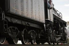 Εκλεκτής ποιότητας τραίνο ατμού στοκ εικόνες