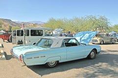 Εκλεκτής ποιότητας φορείο της Ford Thunderbird Στοκ Εικόνα