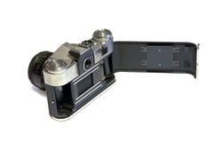 Εκλεκτής ποιότητας φωτογραφική μηχανή Στοκ εικόνα με δικαίωμα ελεύθερης χρήσης
