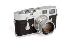 Εκλεκτής ποιότητας φωτογραφική μηχανή Στοκ Εικόνες