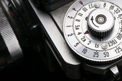 Εκλεκτής ποιότητας φωτογραφική μηχανή Στοκ φωτογραφία με δικαίωμα ελεύθερης χρήσης
