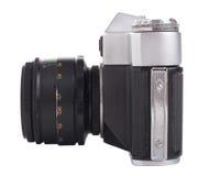 Εκλεκτής ποιότητας φωτογραφική μηχανή SLR Στοκ φωτογραφίες με δικαίωμα ελεύθερης χρήσης