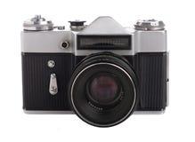Εκλεκτής ποιότητας φωτογραφική μηχανή SLR Στοκ φωτογραφία με δικαίωμα ελεύθερης χρήσης