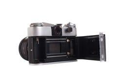 Εκλεκτής ποιότητας φωτογραφική μηχανή SLR Στοκ Εικόνα