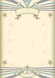 Εκλεκτής ποιότητας δροσερό πλαίσιο Στοκ εικόνα με δικαίωμα ελεύθερης χρήσης