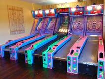 Εκλεκτής ποιότητας Arcade Στοκ Φωτογραφίες