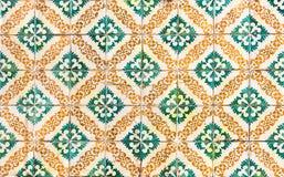 Εκλεκτής ποιότητας azulejos, παραδοσιακά πορτογαλικά κεραμίδια διανυσματική απεικόνιση