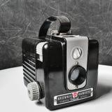 Εκλεκτής ποιότητας Brownie της Kodak κάμερα Στοκ φωτογραφία με δικαίωμα ελεύθερης χρήσης