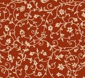Εκλεκτής ποιότητας floral πρότυπο Στοκ εικόνες με δικαίωμα ελεύθερης χρήσης