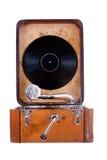 Εκλεκτής ποιότητας gramophone Στοκ εικόνες με δικαίωμα ελεύθερης χρήσης