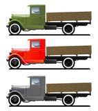 Εκλεκτής ποιότητας truck Στοκ εικόνα με δικαίωμα ελεύθερης χρήσης
