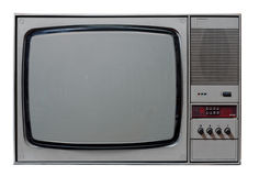 Εκλεκτής ποιότητας TV Στοκ εικόνα με δικαίωμα ελεύθερης χρήσης