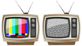 Εκλεκτής ποιότητας TV απεικόνιση αποθεμάτων