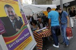 εκλογές γενική Τουρκία Στοκ εικόνες με δικαίωμα ελεύθερης χρήσης