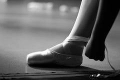 Εκμάθηση να χορεύει 4 Στοκ Εικόνες