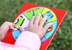 εκμάθηση παιχνιδιών Στοκ Εικόνα