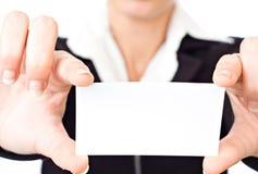 εκμετάλλευση καρτών Στοκ Εικόνες