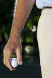 εκμετάλλευση παικτών γκολφ γκολφ σφαιρών Στοκ φωτογραφίες με δικαίωμα ελεύθερης χρήσης