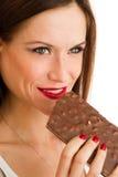 εκμετάλλευση σοκολάτ&a στοκ εικόνα με δικαίωμα ελεύθερης χρήσης