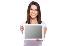 Εκμεταλλευτείτε τις σύγχρονες τεχνολογίες! Στοκ Εικόνες