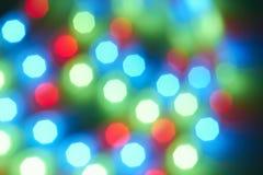 Εκπέμπουσες φως δίοδοι Στοκ φωτογραφία με δικαίωμα ελεύθερης χρήσης