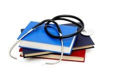 εκπαίδευση έννοιας ιατρ& Στοκ φωτογραφία με δικαίωμα ελεύθερης χρήσης