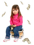εκπαίδευση δαπανών στοκ φωτογραφία