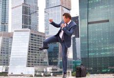 Εκπαιδευτικός επιχειρηματίας στοκ εικόνες